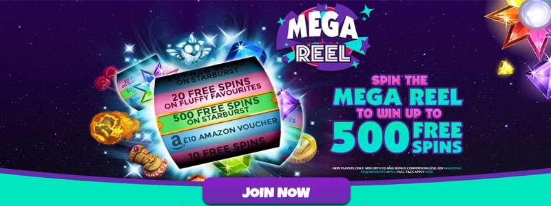 Mega Reel Casino