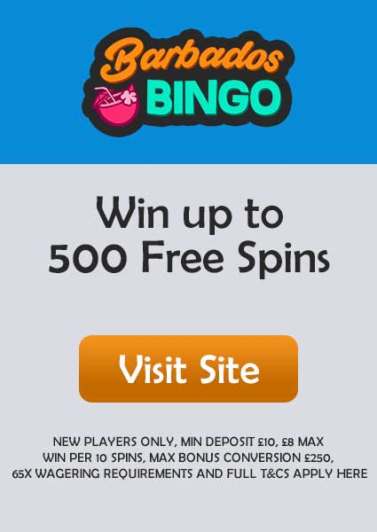 Bingo Site of the Month