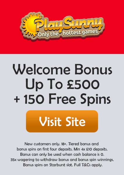 Casino Site of the Month